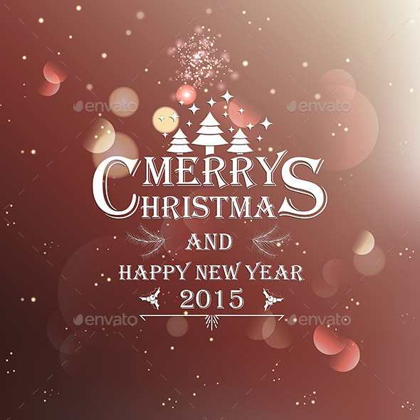 GraphicRiver Christmas Greeting Card 9718685