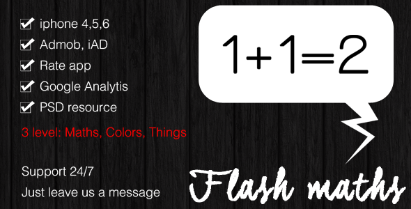 CodeCanyon Flash Maths 9541354