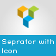 Visual Composer Add-on - Separator with Icon - CodeCanyon Item for Sale