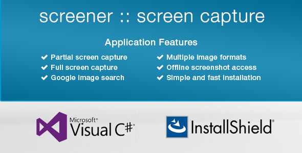 CodeCanyon Screener Lightweight Screen Capture 9718750