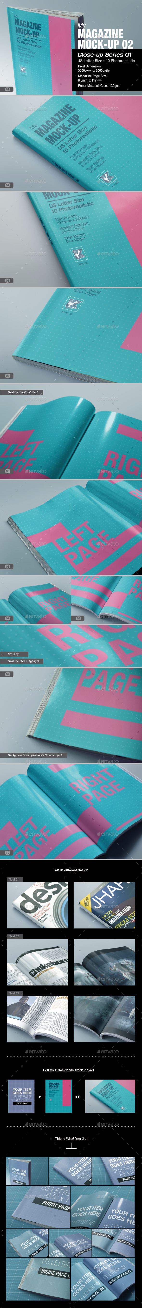 GraphicRiver myMagazine Mock-up 02 9718826