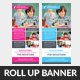Junior School Education Rollup Banners - GraphicRiver Item for Sale