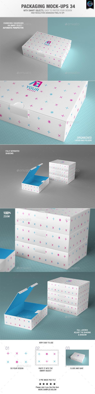 Packaging Mock-ups 34