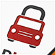 Car Lock Logo - GraphicRiver Item for Sale