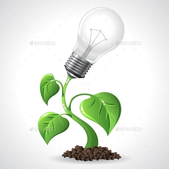 GraphicRiver Green Energy Concept 9719755