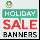 Seasons Sale Banners - GraphicRiver Item for Sale