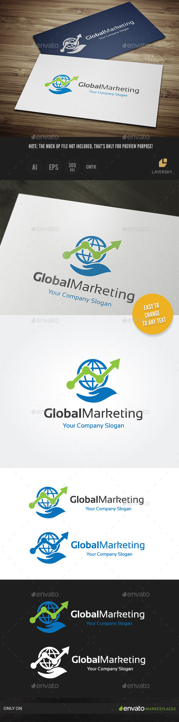 GraphicRiver Global Marketing 9719809