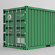 40F Shipping Container