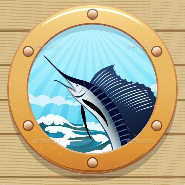 GraphicRiver Sail Fish 9720199