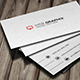 Clean White Corporate Business Card - GraphicRiver Item for Sale