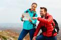 Couple hiking - PhotoDune Item for Sale