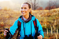 Young woman hiking - PhotoDune Item for Sale
