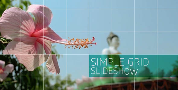 Simple Grid Slideshow