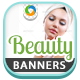 Beauty & Spa Banners - GraphicRiver Item for Sale