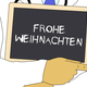 Doctor shows information: Merry Christmas in german - PhotoDune Item for Sale