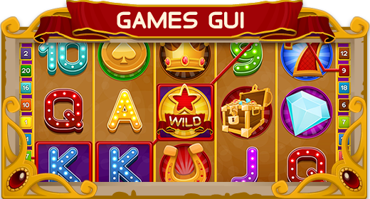 Game Graphical User Interface
