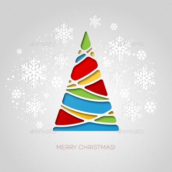 GraphicRiver Christmas Card 9721950