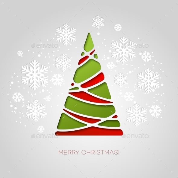 GraphicRiver Christmas Card 9721952
