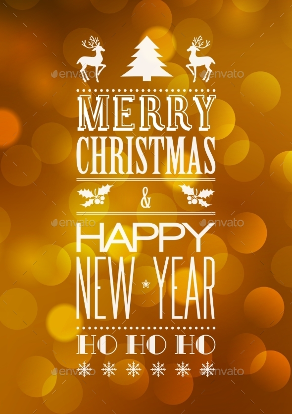 GraphicRiver Christmas Background 9722267