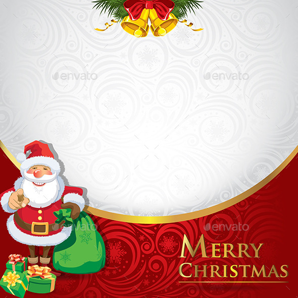 GraphicRiver Christmas Greeting Card 9676979