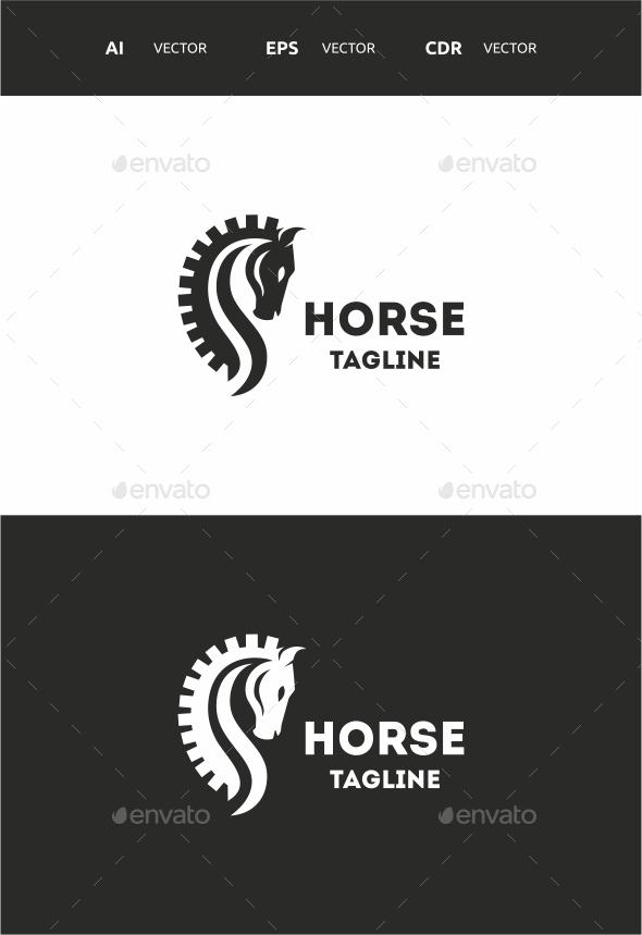 GraphicRiver Horse 9722793