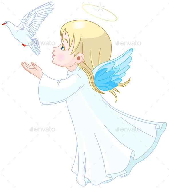 GraphicRiver Angel 9723006