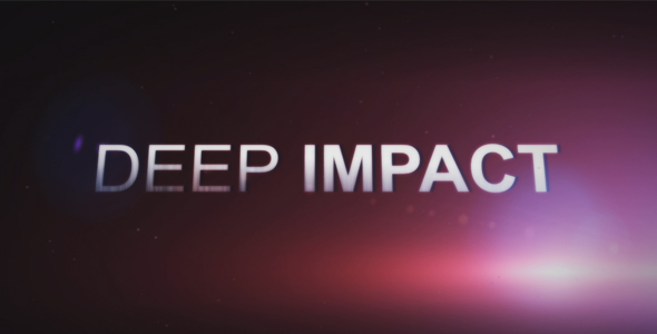 After Effects Project - VideoHive Deep Impact 123653