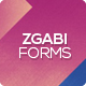 zGabi Forms - CodeCanyon Item for Sale