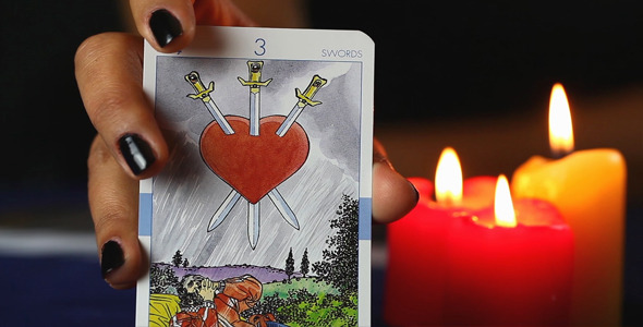 VideoHive Tarot Cards 2 9723566