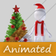 Animated Scene : Milkman - A Christmas Gift