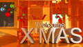 Welcom to merry Christmas 3D text - PhotoDune Item for Sale