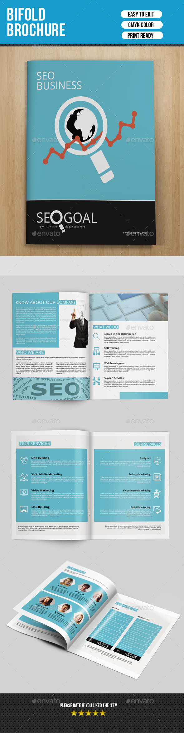 GraphicRiver 8 Pages SEO Business Brochure-V172 9724018