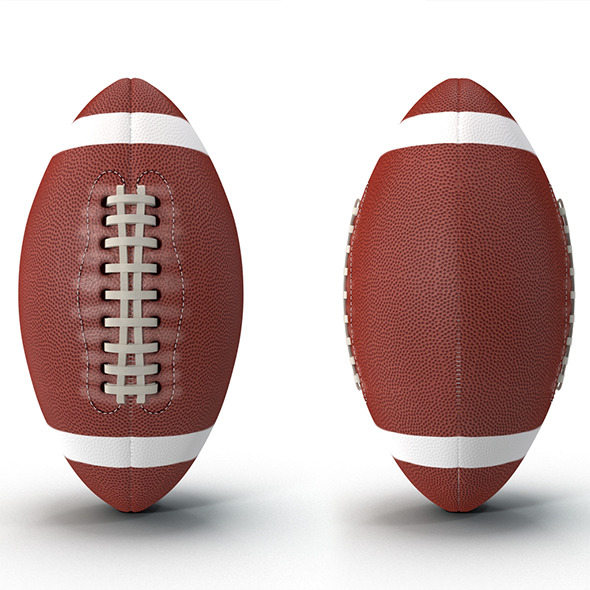 Football - 3DOcean Item for Sale