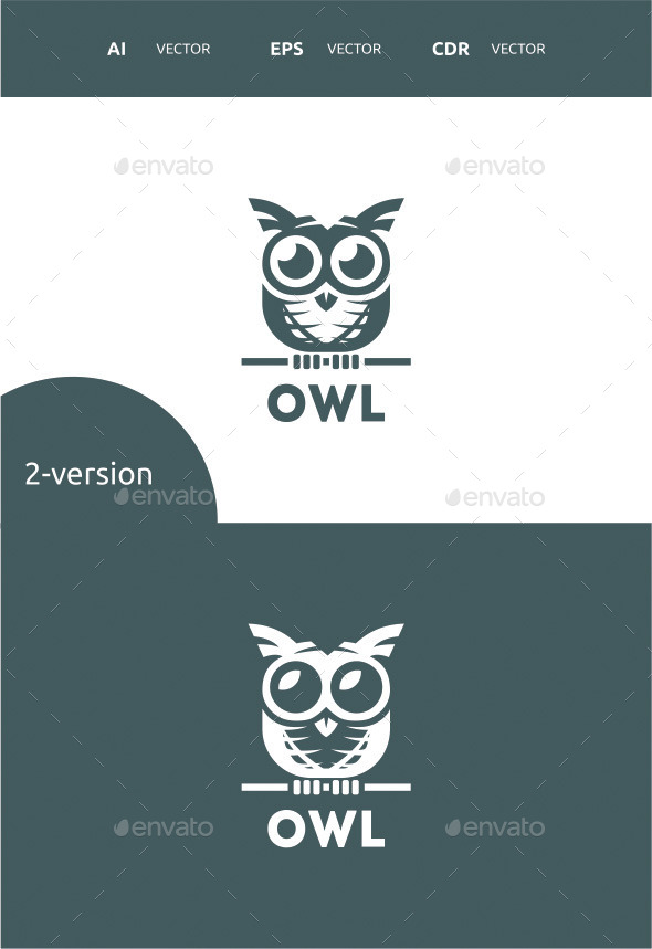 GraphicRiver Owl 9724653