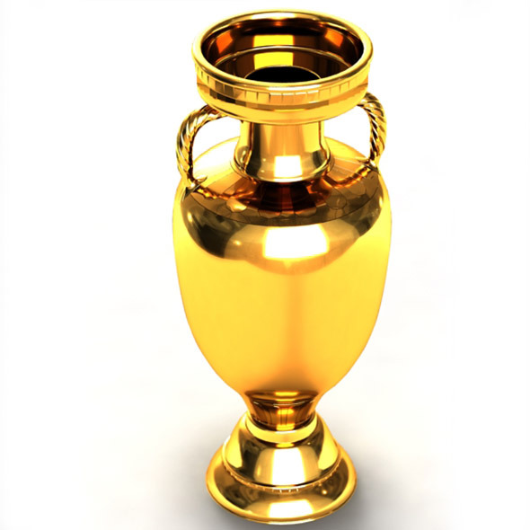 Golden Cup - 3DOcean Item for Sale