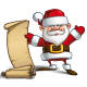 Happy Santa - Gift List - GraphicRiver Item for Sale