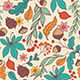 Autumn Seamless Pattern - GraphicRiver Item for Sale