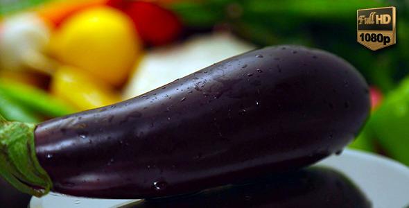 VideoHive Eggplant Aubergines 9725042