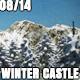 Winter Snow Fantasy Castle 08 - VideoHive Item for Sale