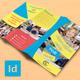 Junior School & College Promotion Trifold Brochure - GraphicRiver Item for Sale