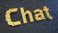Chat cubics - PhotoDune Item for Sale