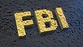 FBI cubics - PhotoDune Item for Sale