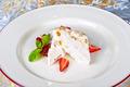 cream berries dessert - PhotoDune Item for Sale