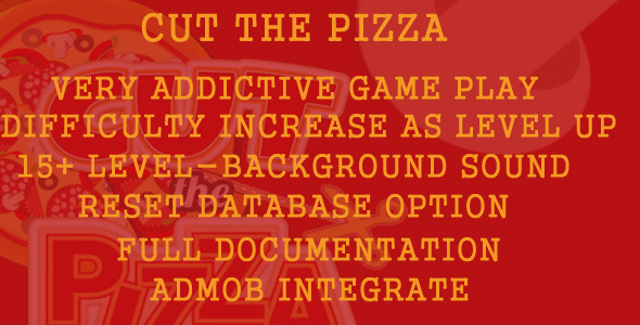 CodeCanyon Cut The Pizza 9727659