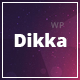 Dikka - Responsive Multi-Concept Wordpress Theme - ThemeForest Item for Sale