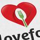 Love Food Logo - GraphicRiver Item for Sale