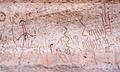 Lava Beds NM Petroglyph Point Pictopraphs Ancient Modoc Cliff Art - PhotoDune Item for Sale