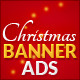 Christmas Banner Ads - GraphicRiver Item for Sale