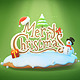 Christmas & New Year Greeting Card Logo Reveal - VideoHive Item for Sale