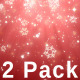 Christmas Snowflakes Background - 12